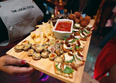 Party Platters at The Local Culture