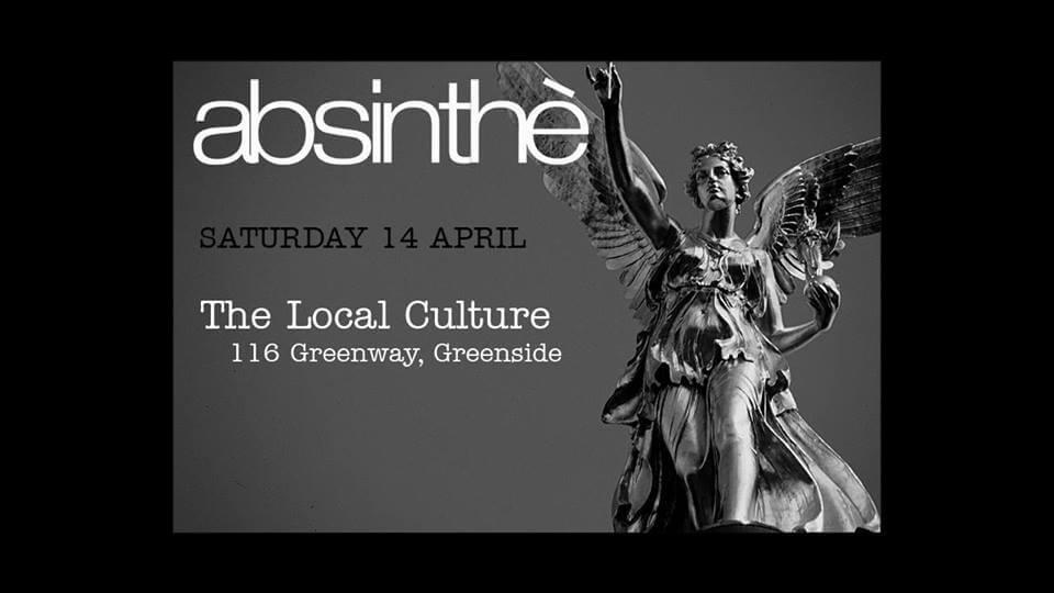 Absinthè live at The Local Culture