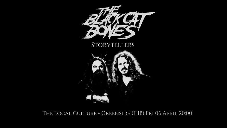 The Black Cat Bones Storytellers