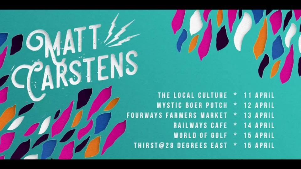 Matt Carstens Live