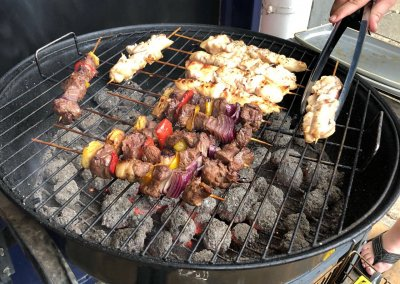 Boxing Day braai 2017