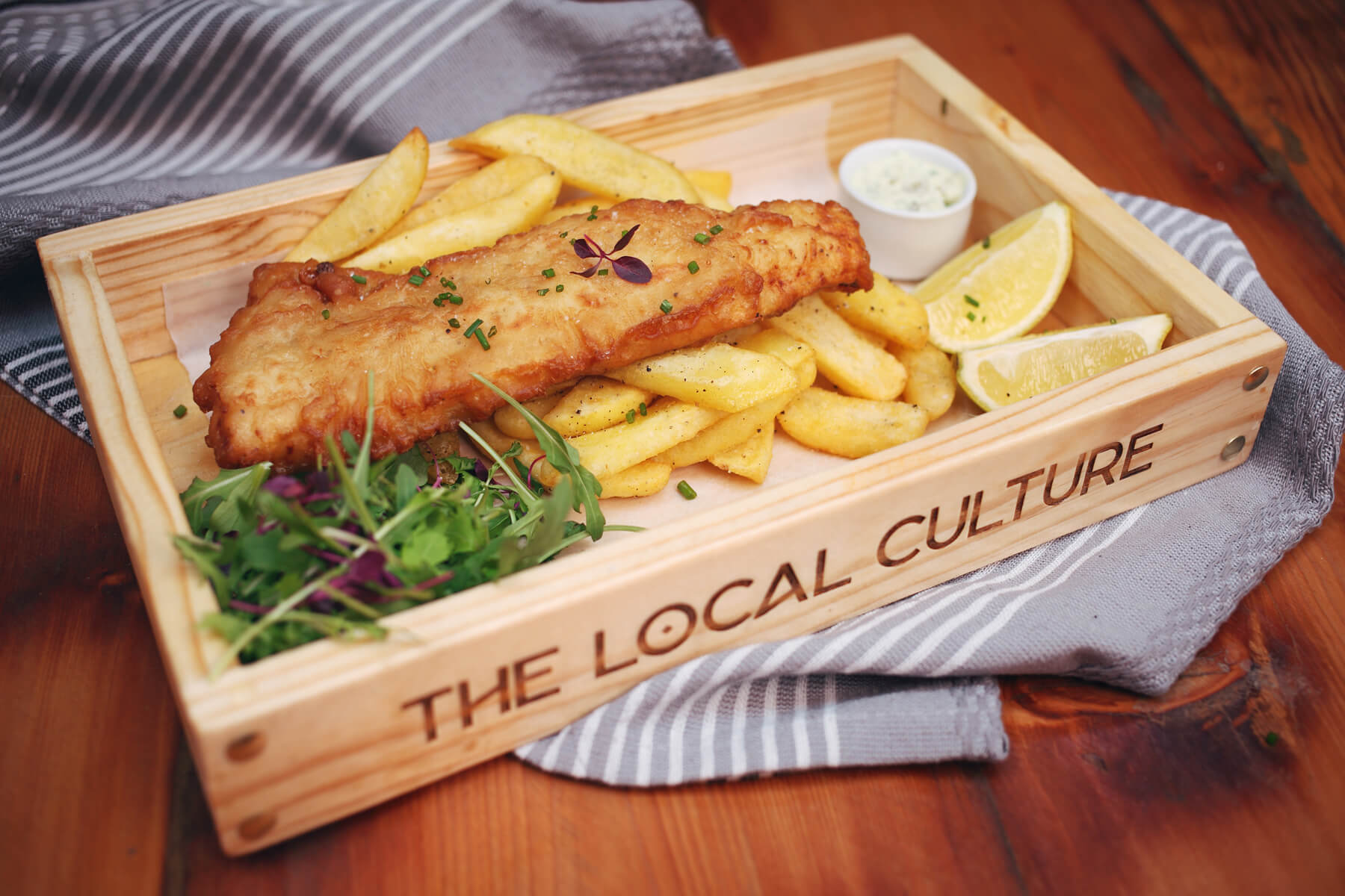 The Local Culture - Restaurant in Greenside