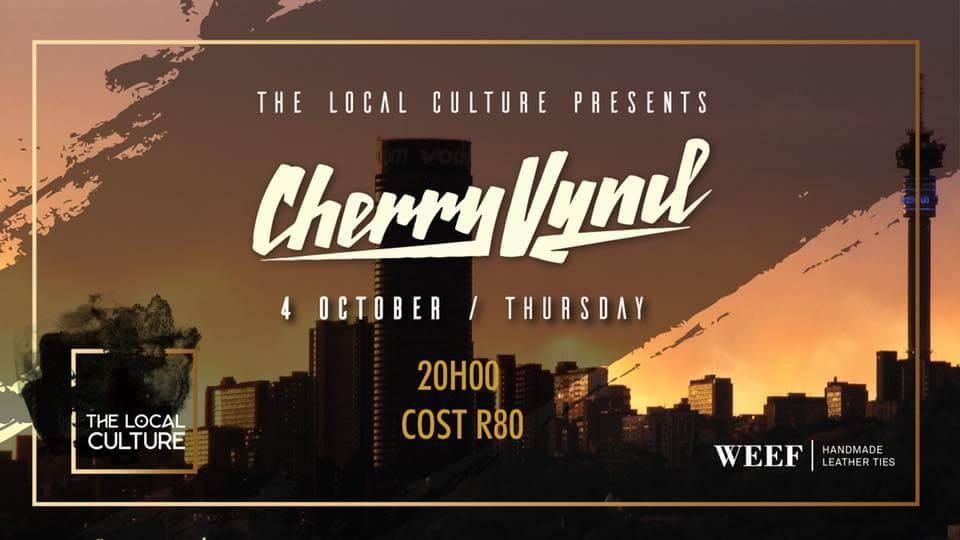 Cherry Vynil Live